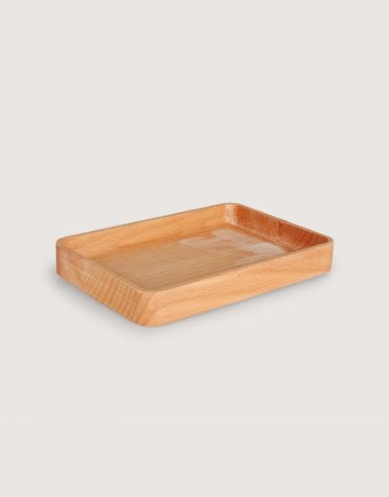 木製品 | 木盤 | 方形天然木盤 | 小尺寸
