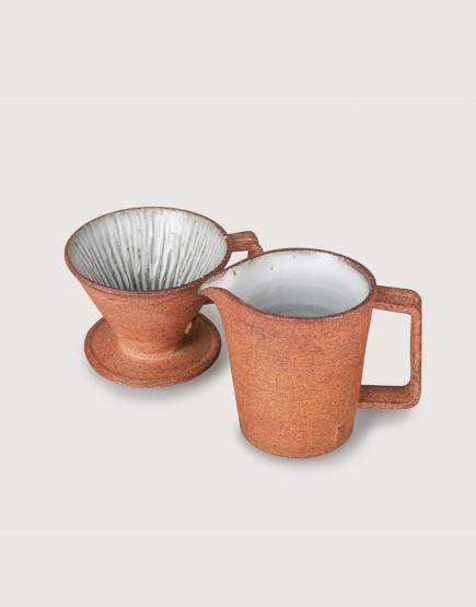 手做陶器 | 手沖咖啡組
