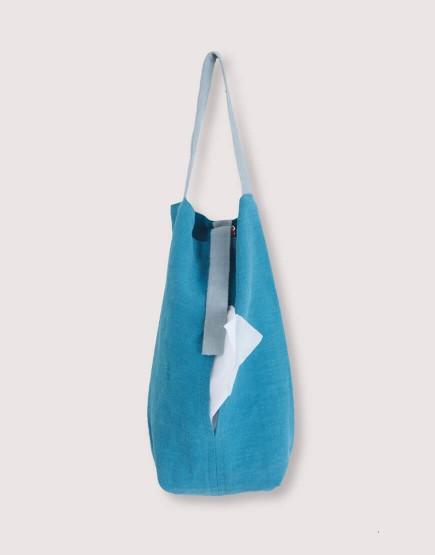棉麻紙巾袋 4色