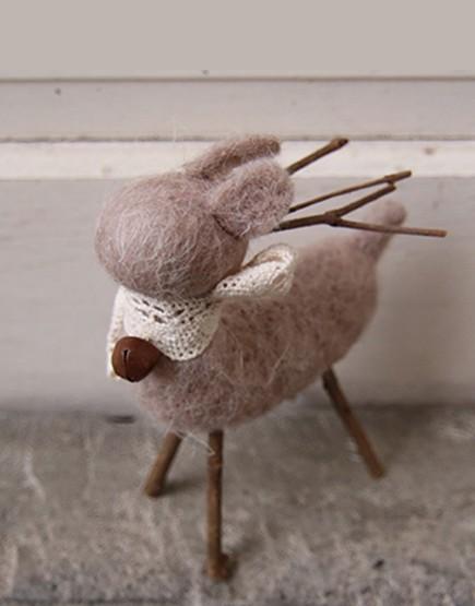 家飾擺設 | 玩偶 | 小鈴噹麋鹿
