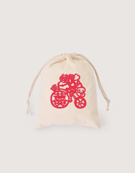 預購 棉布喜米袋│貓咪婚禮 | 10入一組