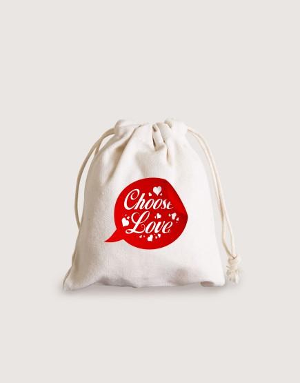 預購 帆布喜米袋│Choose Love | 10入一組