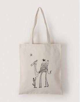 駱駝 | 帆布直式袋