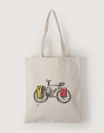 鐵金剛 | 帆布直式袋