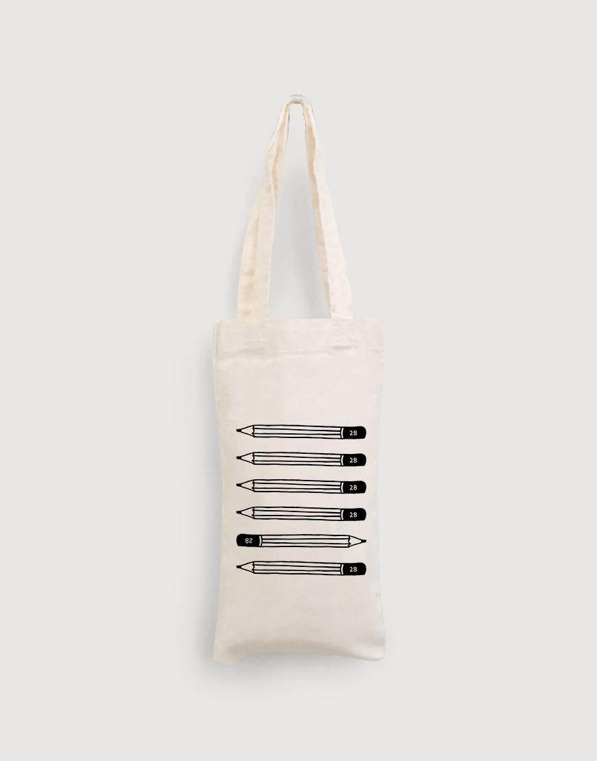 很多鉛筆 | 棉布小提袋