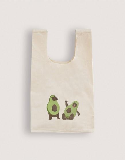 預購商品 | 酪梨肚肚 | 棉布背心袋