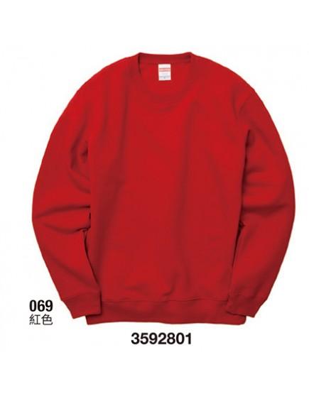 | 日本品牌 | T/C圓領大學長袖T恤 - 7色