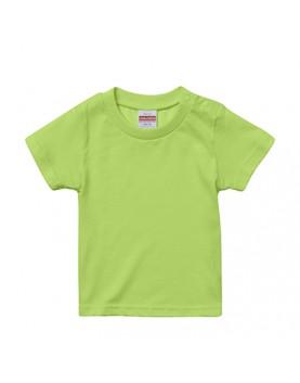 日本品牌│兒童短袖頂級棉柔5.6OZT恤│-38色