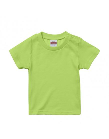 | 日本品牌 | 兒童短袖頂級棉柔5.6OZT恤 - 38色